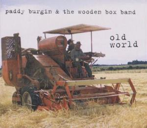 Old World CD cover